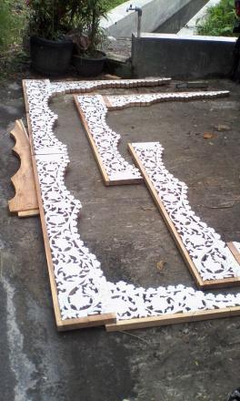 Potensi Seni Ukir Kayu Jepara yang ada di Desa Tamanan